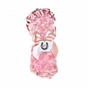 Max Daniel寶寶毯花蕾珊瑚粉