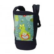 Boba寶寶背巾4G綠袋鼠