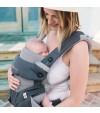 Ergobaby透氣款新生兒保護墊示意圖