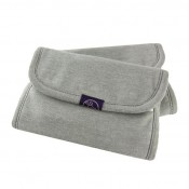 IBQ有機背巾口水巾竹炭紗