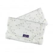IBQ有機背巾口水巾滿天星