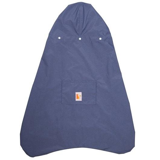 IBQ機能型防雨罩丹寧藍外面