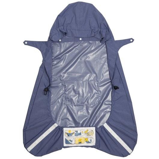 IBQ機能型防雨罩丹寧藍內面