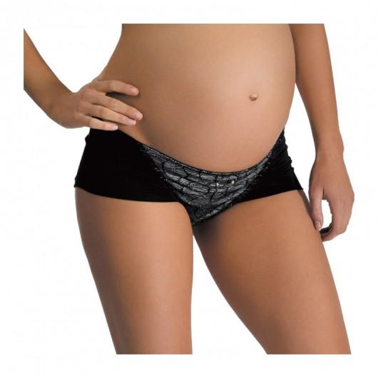 凱莎爾孕婦內褲魔力款黑色