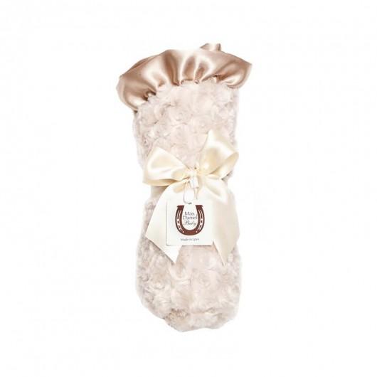 Max Daniel寶寶毯花蕾香檳金