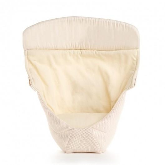Ergobaby透氣款新生兒保護墊自然白產品圖