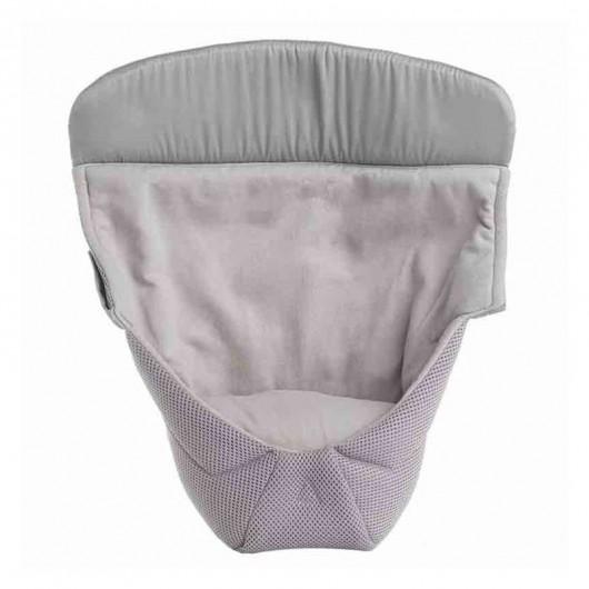 Ergobaby透氣款新生兒保護墊灰色產品圖