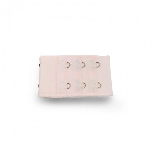 內衣二排扣粉色
