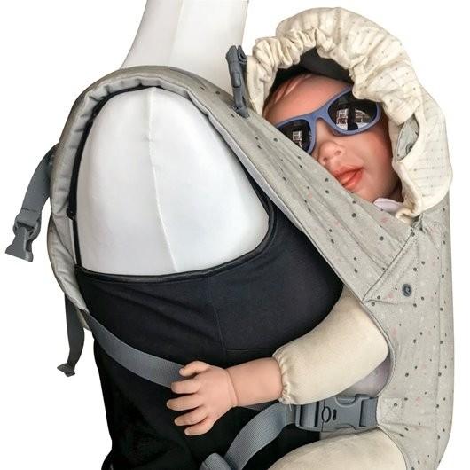 IBQ有機帽兜口水巾