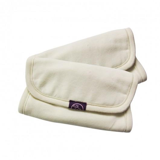 IBQ有機口水巾原色