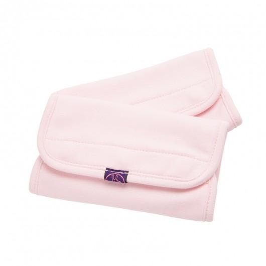 IBQ有機口水巾粉色
