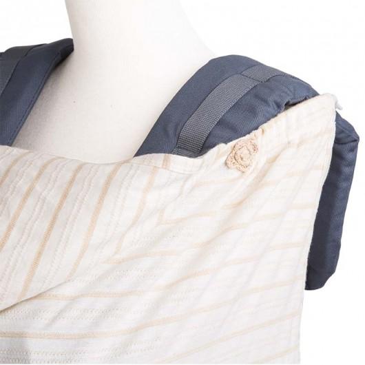 IBQ多功能有機棉UV保護巾示意圖