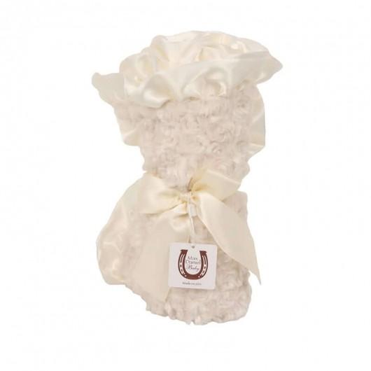 Max Daniel寶寶毯花蕾象牙白