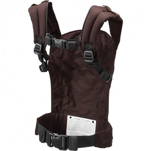 Boba寶寶背巾3G有機款綠松樹背巾背後圖
