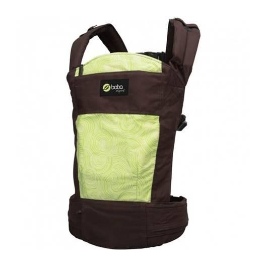 Boba寶寶背巾3G有機款綠松樹