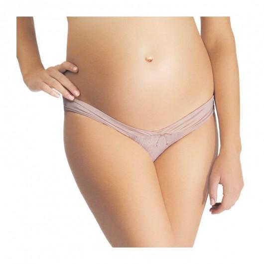 凱莎爾低腰內褲魔力款粉藕色